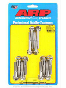 Arp Intake Manifold Bolt Hex Stainless Ford 302 351 W Edelbrock 454 2006