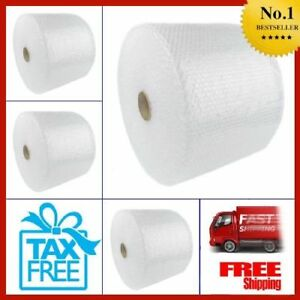 Bubble wrap 3 16 700 Ft X 12 Small Padding Perforated Moving Shipping Roll New