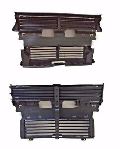 Replacement Radiator Shutter W o Actuator For 2013 2016 Ford Fusion Ds7z8475a
