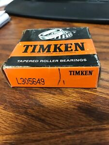 New L305649 Timken Tapered Roller Bearing made In Usa Industrial 2 Id