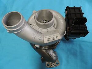 Mercedes Benz M Class Jeep Grand Cherokee Gt2056v Turbo Turbocharger 764381