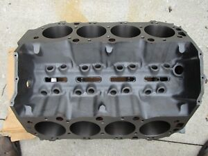 1971 Corvette Chevelle El Camino Ls6 454 Engine Block Freshly Machined 3963512