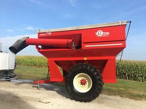 Ez Trail Auger Wagon Grain Cart Model 710