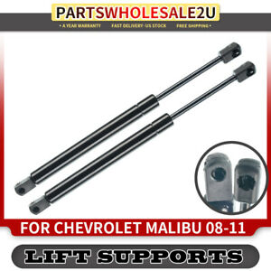 2x Tailgate Lift Supports Shocks Struts For Chevrolet Malibu 2008 2009 2010 2011