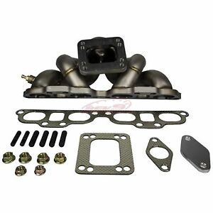 Rev9 Hp Series Equal Length Top Mount T3 t4 Turbo Manifold For 240sx Sr20det