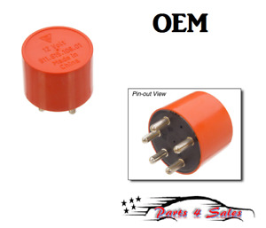 New Porsche Fuel Pump Relay New Oe Supplier Brand New 911 615 108 01 New