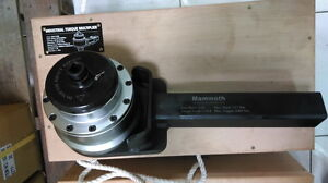 Torque Multiplier 22 To 1 1 2 Input 1 1 2 Output mammoth Brand My Ref 667