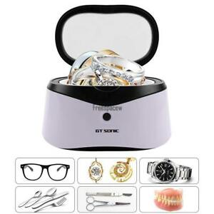 Professional 600ml Ultrasonic Cleaner Machine Polishing Jewelry Watches Fpaw