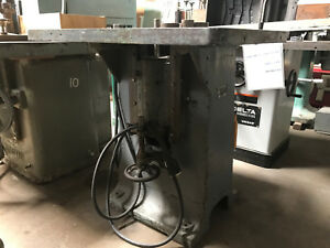 Northfield Sp Single Spindle Production Shaper woodworking Machinery