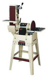 JET 708599K Disc Sander1-12 HP12 in. dia.