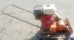 Mbw Plate Compactor 8 Hp Honda Engine Mbw 5500 Plate Size 23 X 24