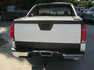 2003 2004 2005 2006 Chevy Avalanche Tailgate Tail Gate White