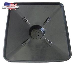 Heavy Duty Transmission Drain Funnel Car Oil Change Pan Life Drain Tank Filter