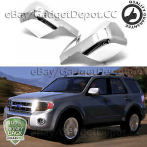 For 2008 2009 2010 2011 2012 Ford Escape Chrome Mirror Cover