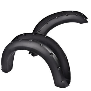 textured Fender Flares Pocket Rivet For Ford Super Duty F250 F350 99 07