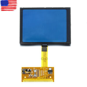 Speedometer Cluster Lcd Screen Display For Audi A3 S3 A6 Tt Allroad S6 Jaeger