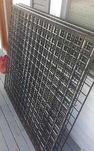 Lot Of 12 Metal Grid Wall 4ft 4ft
