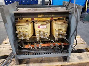 30t6h Square D 480 Volt To 240 Volt Transformer