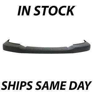 New Textured Front Upper Bumper Cover For 2003 2018 Chevy Express Gmc Savana