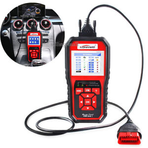 Kw850 Obdii Car Diagnostic Codes Reader Vehicle Auto Engine Fault Code Scanner