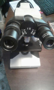 Used Fisher Microscope Working Condition