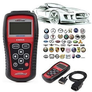 Obd2 Code Reader Scanner Obdii Car Diagnostic Scan Tool For 1996
