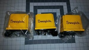 Swagelok Whitey Ms 141dc 24 Volt Electric Motor Actuator 2 4 Way Ball Valve