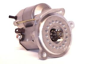 Ford Mercury Custom Big Block Mini Starter 400 429 460 Rated At 1 4kw 2hp