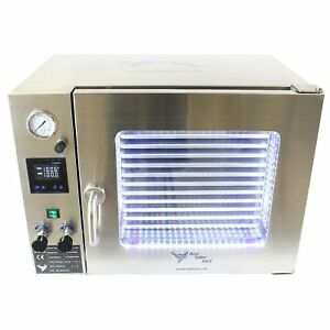 Best Value Vacs 1 9cf Stainless Steel Vacuum Oven