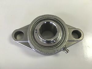 Sucsfl205 16 1 Stainless Steel 2 Bolt Flange Bearing