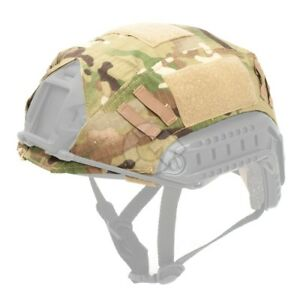 MultiCam Tactical Combat Military Helmet Cover for OPS-CORE Fast PJ MH Type