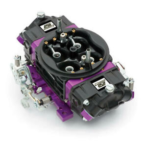 Proform Carburetor 67304 Black Race 950 Cfm 4bbl Mechanical Black Purple
