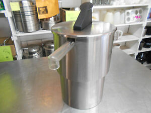 Server Se ss 07030 Countertop drop in Express Pouched Condiment Dispenser 2573