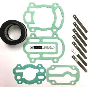 Ingersoll Rand 242 Type 30 Valve Gasket head Overhaul Kit 32249294 32127375