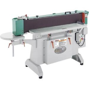 G9985 Grizzly Industrial Oscillating Edge Sander 3 Hp 3 phase