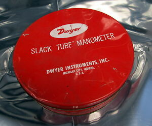 Dwyer Instruments Slack Tube Manometer