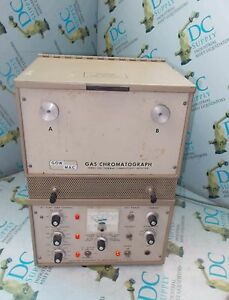 Gow Mac 69 550 115 V 60 Hz Thermal Conductivity Detector Gas Chromatograph