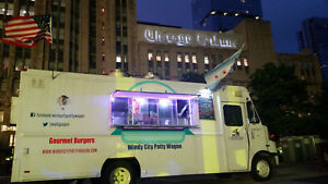 Used Fully Equipped Food Truck 20 Ft Freightliner 49 000 Obo