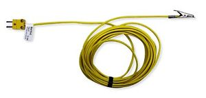 Cooper atkins 50415 k Type K Dishwasher Thermocouple Probe With Pvc Jacket F