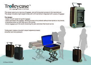 Us Patents Trolleycase