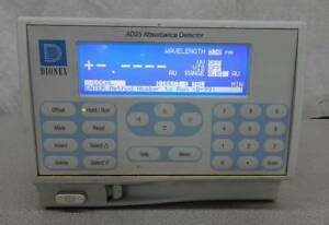 Dionex Ad25 Absorbance Detector For Use With Hplc Systems