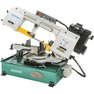 G0592 Grizzly 10 X 18 Metal cutting Bandsaw
