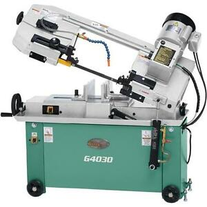 G4030 Grizzly 6 1 2 X 10 Metal cutting Bandsaw