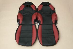Custom Made Toyota 1999 2006 Celica T230 Real Leather Seat Covers