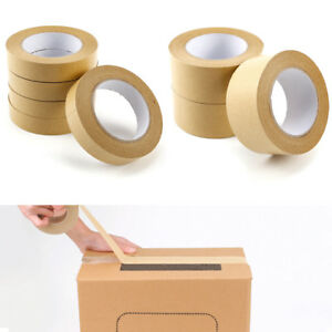 10x Professional Picture Frame Backing Tape Self Adhesive Kraft Paper Tape Seal