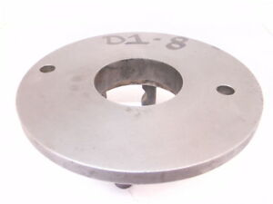 New Surplus Back Plate Adapter D1 8 dia 12 3 16