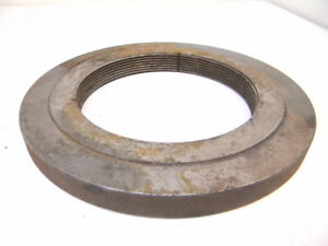 Used Thread Ring Gage 6 R h Am Std Pipe
