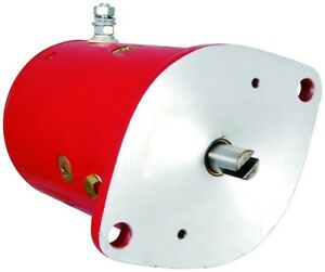 New Snow Plow Motor For Early Western Plows Mez7002 1306320 Amt0570 25556a 25556