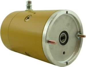 New H d 12v Meyers Snow Plow Motor Fits E57 e60 Pumps 15689 15753 15727 2869 ab