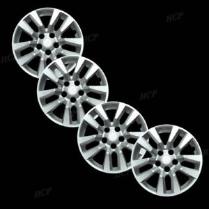 New 2013 2017 Fits Nissan Altima 16 Wheel Covers Hubcaps 10 Spoke Set Of Four